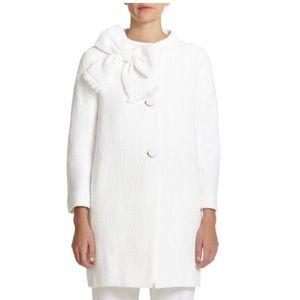 🆕 Kate Spade Tweed Dorothy Coat, NWT, Size 4